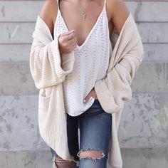drapey, gorgeous style