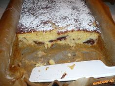 Czech Recipes, Dessert Recipes, Desserts, Sweet Recipes, Rum, Banana Bread, Food And Drink, Cooking Recipes, Sweets