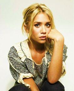 Ashley Olsen... gotta love the Olsen twins.