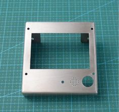 Reprap 3D printer DIY accessories LCD2004/LCD12864 controller display screen stainless steel casing holder protective cover