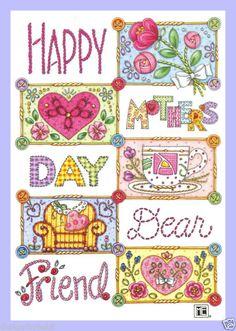 ♥ Happy Mother's Day, Dear Friend - Mary Englebreit