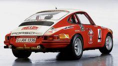 1972 Porsche 911 S Rallye Monte Carlo by Auto Clasico, via Flickr