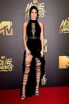Os looks do MTV Movie Awards 2016