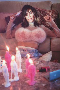 Kim Kardashian for Wonderland Magazine, Autumn 2016