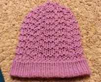 Creekside Hat | Loom Knit