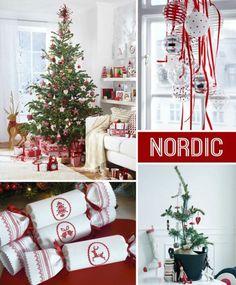 Christmas Decor Trends 8 Interior Decorating Trends for Christmas 2014