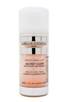 joelle ciocco secret clear foaming cleansing care