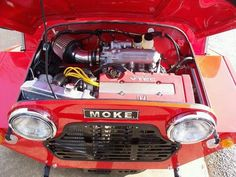 Moke Classic Mini, Classic Cars, Mini S, Hot Rods, Cool Cars, Engineering, Madness, Motorcycles, British