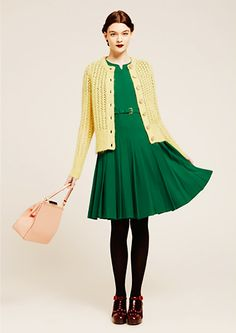 tuesday's girl: orla kiely autumn/winter.