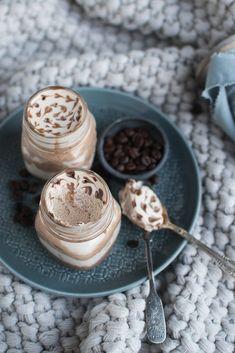 Eiskaffee-Mousse mit Schokokern & ein Dank für meinen Herzensmenschen ⋆ Knusperstübchen