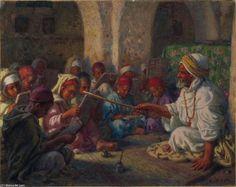 peinture orientaliste etienne dinet - Recherche Google
