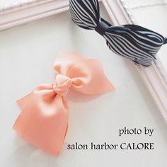 ◆salon harbor CALORE◆KOBE @saloncalore_kobe カチューシャリボ...Instagram photo   Websta (Webstagram)