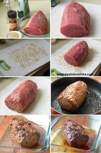 Veja aqui como faço um delicioso Rosbife de Lagarto, fácil, rápido e ótimo para qualquer refeição.