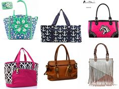 Handbags, Bling & More!