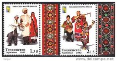 Tajikistan - Traditional Costumes 2012