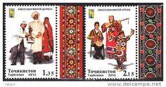 Tajikistan - Traditional Costumes 2012