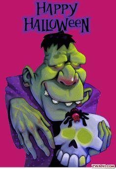 Mr. Frankie Stein~Happy Halloween