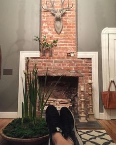 8 Resolute Clever Hacks: Living Room Remodel On A Budget People livingroom remodel joanna gaines.Small Living Room Remodel With Fireplace living room remodel with fireplace furniture arrangement.Living Room Remodel With Fireplace Hearth. Chip Et Joanna Gaines, Joanna Gaines House, Joanna Gaines Farmhouse, Chip Gaines, Farmhouse Fireplace Mantels, Fireplace Wall, Fireplace Trim, Brick Fireplaces, Bedroom Fireplace