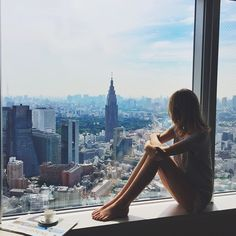 Good morning Tokyo  by tuulavintage