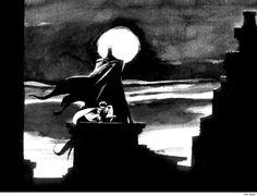 Batman and Robin by Tim Sale // #comics