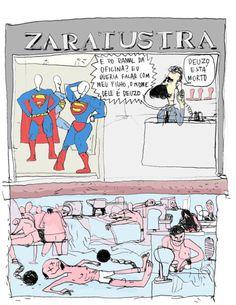 Assim falou Zaratustra | Dinâmica de Bruto