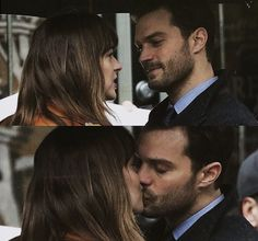 Fifty shades, Jamie Dornan and Dakota Johnson filming Fifty Shades Darker March 1st