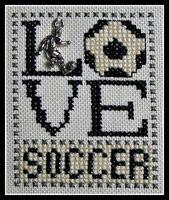 Hinzeit - Love Bits - Love Soccer – Stoney Creek Online Store