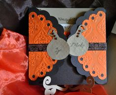 Traditional Invitation with calabashes custome made for a customer.. Copyright of Creative Flair - 0829445889