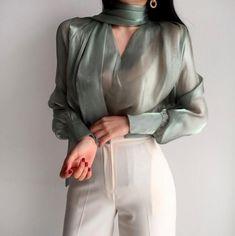 durchsichtige Bluse, Mesh Top, schiere Bluse, romantisches Top, sexy Top, schiere Kleidung ... -#Bluse