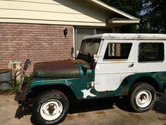 Buy used 1966 JEEP CJ5 Restored 3 Owner Jeep only 59k original miles! LOOKS AMAZING!! in Midland, Georgia, United States