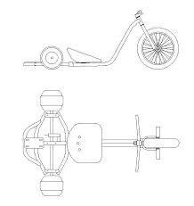 drift trike dimensions - Google Search