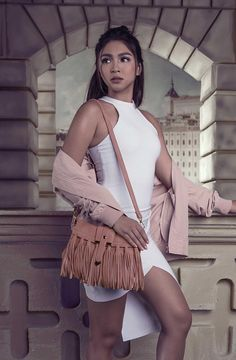 NadineForParisianShoesAndBags (ctto) Nadine Lustre, Angelababy, Jadine, Child Actresses, Celebs, Celebrities, Asian Beauty, Fashion Models, Cool Outfits