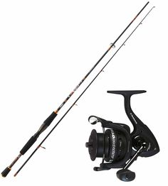 Kit Special Bass Canna Mitchell Mag Pro  Mulinello Trabucco Arrow GT