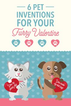 Check out our latest blog featuring products your pet will love this #valentines via inventhelp.com.