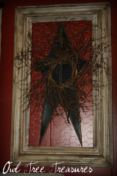 prim star frame - will be making this!