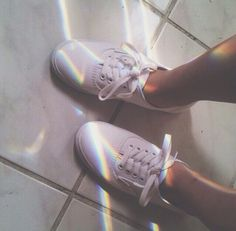 Vans White Tumblr