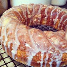 The Art of Comfort Baking: Lemon Cake