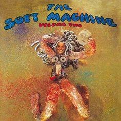 soft machine - volume 2