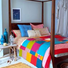 39 Summer Bedroom Decor Ideas | ComfyDwelling.com #PinoftheDay #summer #bedroom #decor #ideas #SummerBedroom