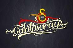 typography turkey turkish galatasaray sk caligraphy football teams 1600x1071 wallpaper