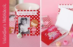 all things simple: Valentine's printable; sharing the love.  Cute idea