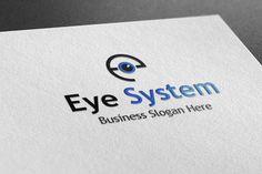 Check out Eye Style Logo by BDThemes Ltd on Creative Market