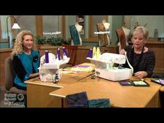 Ultimate Serger Techniques (Part 1 of 2) - SEWING WITH NANCY - YouTube