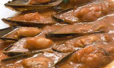Receta de Mejillones con salsa picante