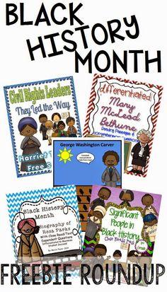 Black History Month FREEBIE Roundup! | momgineer
