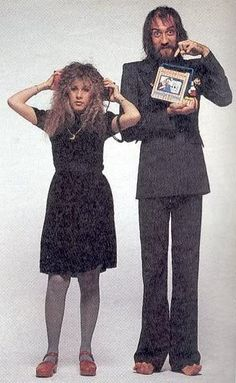 MICK FLEETWOOD & STEVIE NICKS