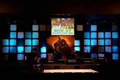 1074203253_AZ6Tg-L Set Design, Logo Design, Luan Plywood, Plywood Panels, Industrial Style, Live, Church Stage Design, Modern Church, Stage Set