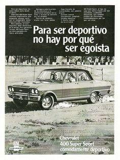 1974 Chevrolet 400 Super Sport (Argentina)