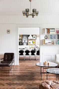 my scandinavian home: A stunning Malmö home