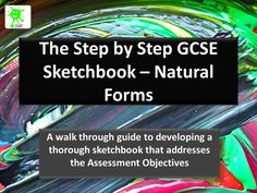The Step by Step GCSE Art Sketchbook Guide